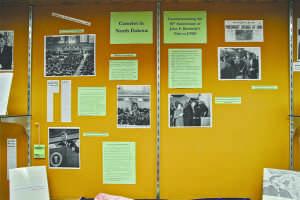 Exhibit marks 50 years since JFK visit