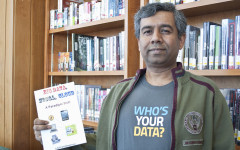 Graduate student promotes internet safety in third book