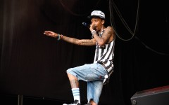 Wiz Khalifa to perform at Alerus Center