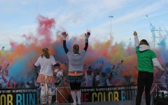 Grand Forks hosts Color Run