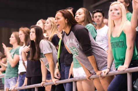 Rivalry pushed aside for North Dakota pride
