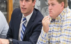 Student Senate holds first meeting of the year