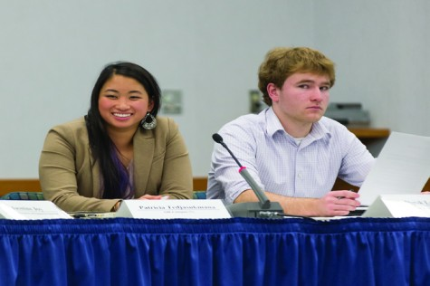 Senate supports student contracts