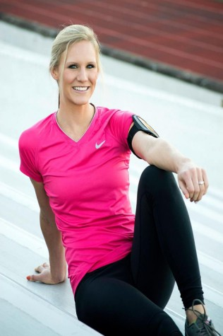 Personal trainer advocates for success
