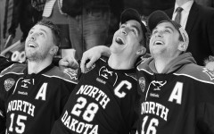 Sweep moves UND closer to next goal