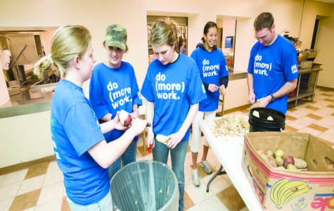 Students serve community at annual Big Event