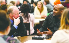 Students push for diversity