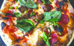 A review of 1000 Degrees Neopolitan Pizza