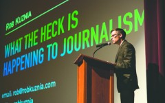Pulitzer winner delivers Hagerty Lecture