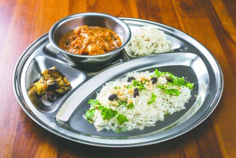 A taste of India at UND
