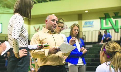 Head coach Mark Pryor looks ahead to conference battles