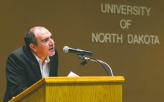 UND Writer's Conference awards