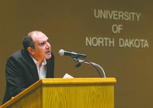UND Writer's Conference awards
