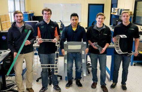 UND robotics team