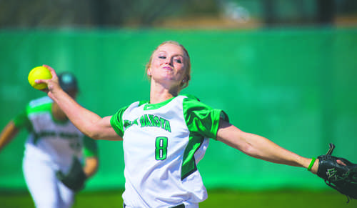 UND comes out swinging