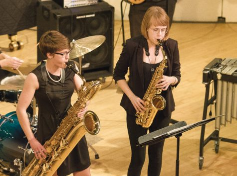 Tuning into the Jazz Combo