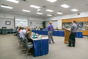 Senate hears event proposals