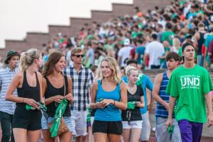 Freshmen enrollment dwindles