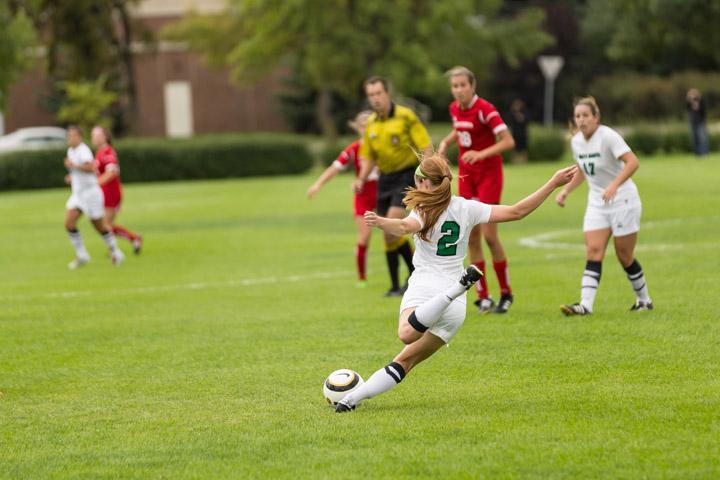 Women's Soccer vs University of South Dakota Coyotes