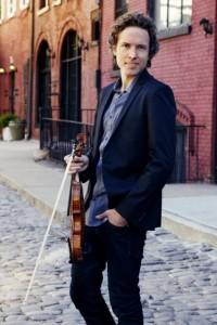 Famed violinist to visit UND