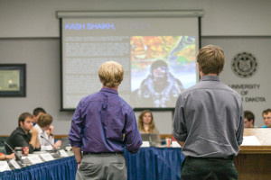 Student Government looks at budget, funding