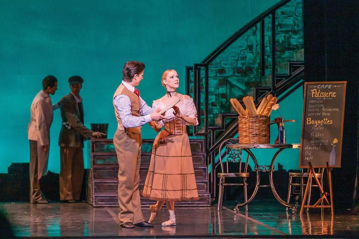 Ballet kicks off American tour at Chester Fritz