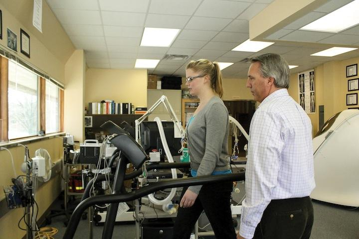 Nutrition lab researches obesity, disease