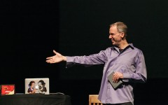 PostSecret founder speaks on campus