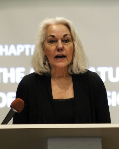 Annual Hagerty Lecture based on journalistic beliefs