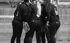 Softball team drops three