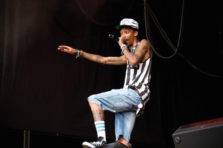 Wiz Khalifa to perform at Alerus Center