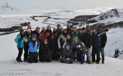 Engineering students return from Iceland