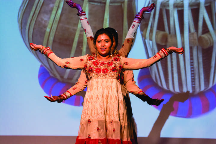 India Night a showcase of culture at UND