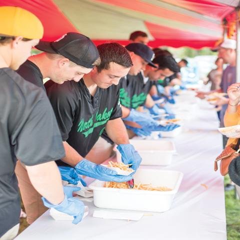 Simplot strike ends in time for french fry feed