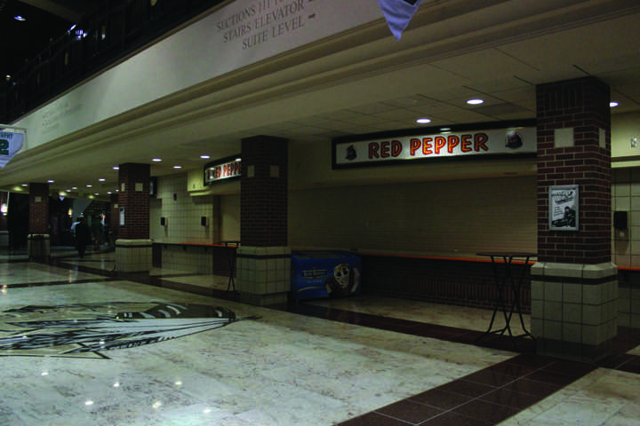Red Pepper sets up shop in the Ralph