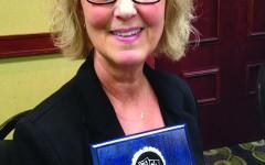 UND communication professor receives teaching award