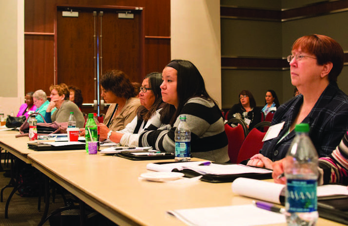 Conference draws regional attendance