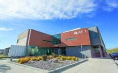 REAC building renamed