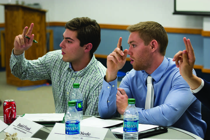 Student Senate, City Council hold joint meeting