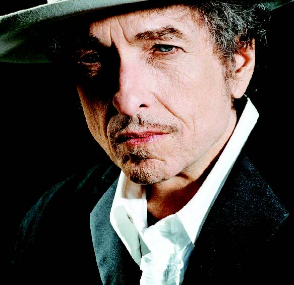 Bob Dylan remains an active contributor to music