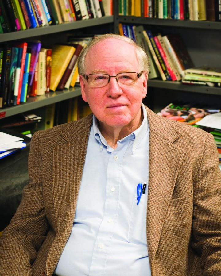Associate Dean retires after 46 years