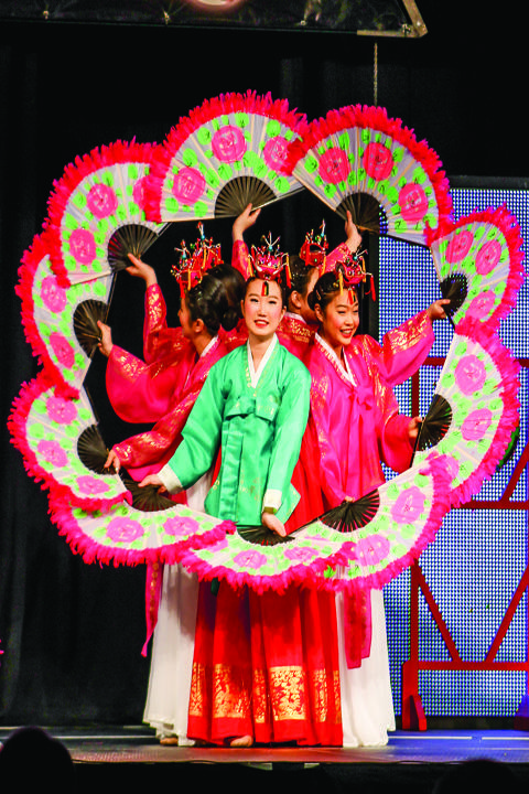 Feast of Nations showcases 53rd year of culture