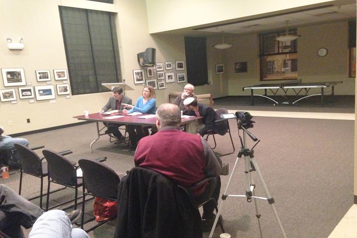 Local panel discusses Paris magazine attacks