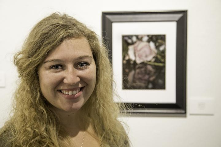 UND student earns spot in exhibition