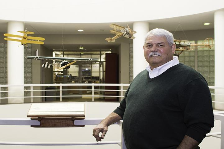 Aerospace dean announces retirement
