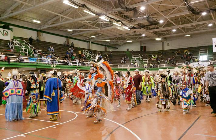 Senate+approves+Powwow+funding