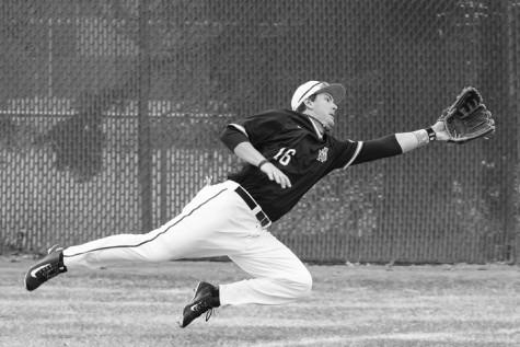 Baseball team hits rhythm