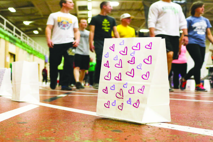 Relay for Life walkers raise money for cancer