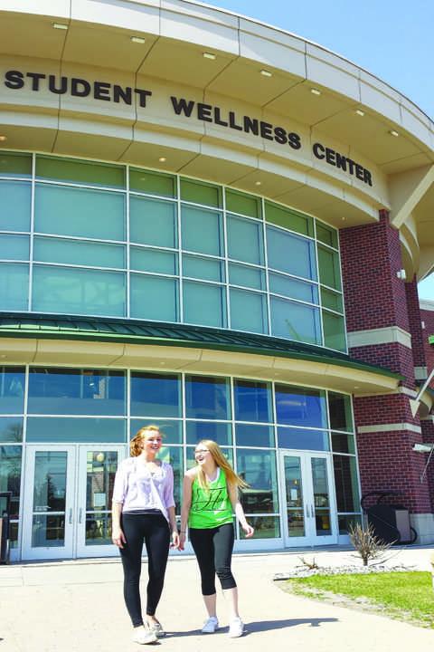 UND Wellness Center  ranked 10th best in nation