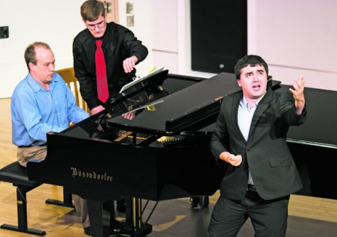 Students perform in musical showcase